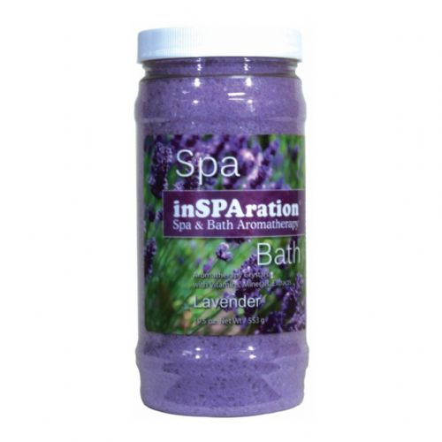 inSPAration RX Crystal - Lavender